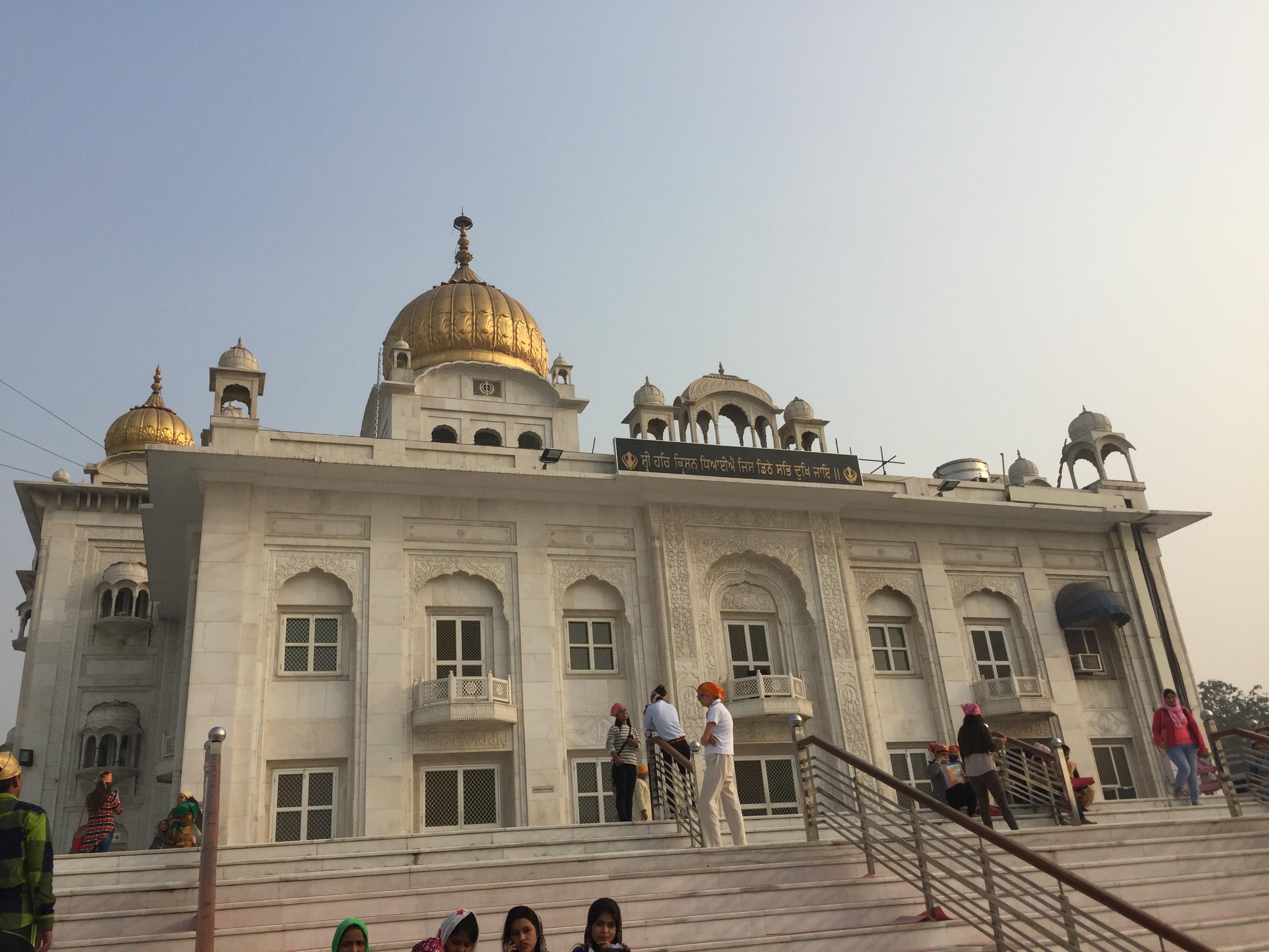 Gurudwara Bangla Sahib świątyni